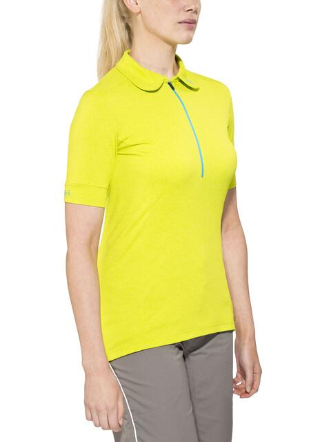 Norrøna fjørå equaliser lightweight T-Shirt Women Bitter Lime
